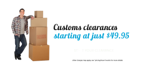 Online Customs Clearance